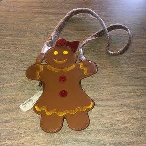 NEW Gingerbread Purse